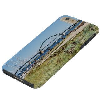 Diesel ICE auf der Fehmarnsundbrücke Tough iPhone 6 Plus Hülle