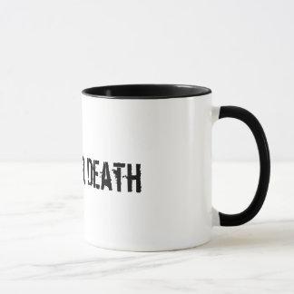 Diesel- oder Todeskaffeetasse Tasse
