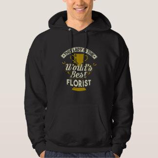 Dieser Dame Is The Worlds Best Florist Hoodie