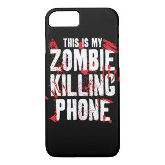Dieses ist mein Zombie, Tötung, die Telefon Ruhe iPhone 8/7 Hülle
