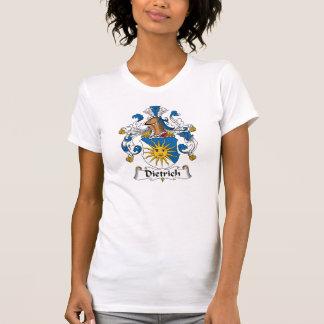 Dietrich Familienwappen T-Shirt
