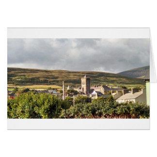 Dingle, Irland Karte