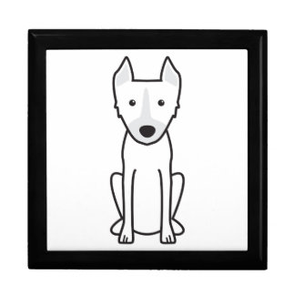 Dingo-HundeCartoon Schmuckschachtel