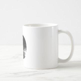 Dingo-Hundeschweißer Scratchboard Kaffeetasse