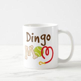 Dingo-Hundezucht-Mamma-Geschenk Tasse