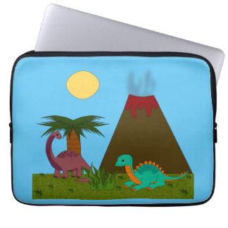 Dino-Art Laptopschutzhülle