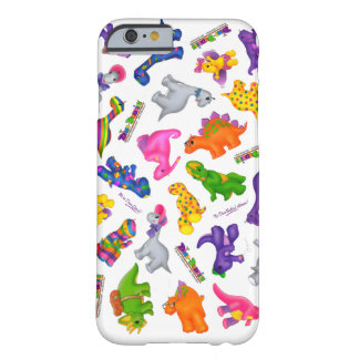 DINO-BUDDIES™ - Dino-Buddies™ Collage iPhone Fall Barely There iPhone 6 Hülle
