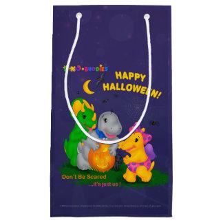 Dino-Buddies™ glückliche Halloween Tasche Kleine Geschenktüte