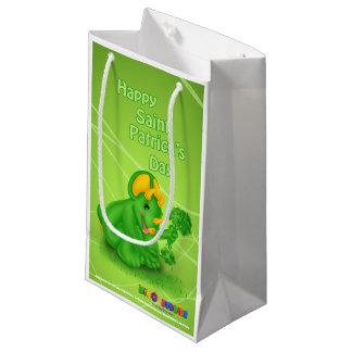 Dino-Buddies™ St Patrick Tagestasche - Trey™ Kleine Geschenktüte