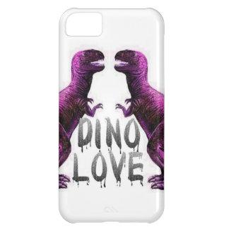 Dino-Liebe iPhone 5C Hülle