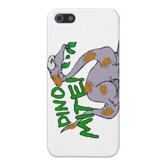 Dino-Milbe Etui Fürs iPhone 5