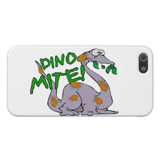 Dino-Milbe iPhone 5 Case