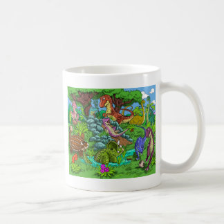 Dinos_playing Kaffeetasse