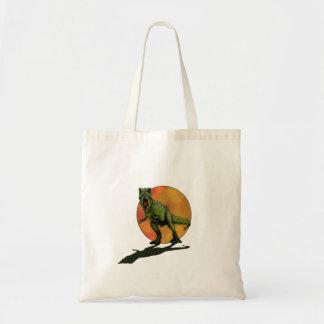 Dinosaurier T-Rex Budget Stoffbeutel