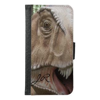 Dinosaurier T Rex Samsung Galaxy S6 Geldbeutel Hülle