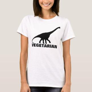 Dinosaurier VEGETARIER T - Shirt