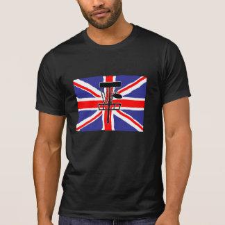 Discgolf Großbritannien T-Shirt