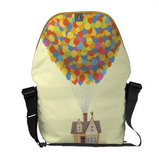 Disney Pixar HERAUF | Ballon-Haus-Pastell Kuriertasche