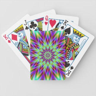 Distel-Stern Bicycle Spielkarten