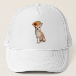 Ditzy Dogs~Original Hat~Chihuahua~Halloween Truckerkappe