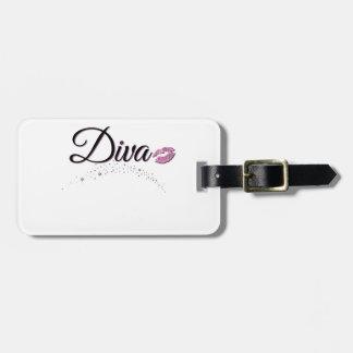 Diva Gepäckanhänger