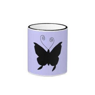 Diva-Schmetterling Ringer Tasse