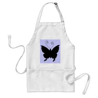 Diva-Schmetterling Schürze