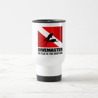 Divemaster (tiefes Ende) Edelstahl Thermotasse