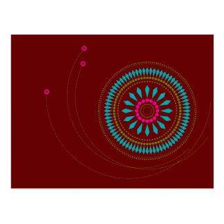 Diwali Grüße Postkarte