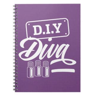 DIY Diva Spiral Notizblock