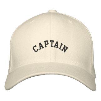DIY Kapitän, gestickter Hut des Schiffes… Bestickte Kappe