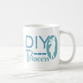 DIY Prinzessin Kaffeetasse
