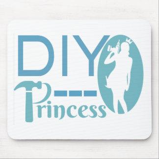 DIY Prinzessin Mousepads