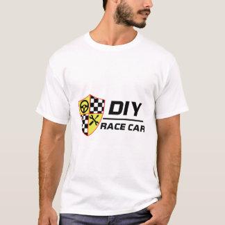 DIY Rennen-Auto-T - Shirt