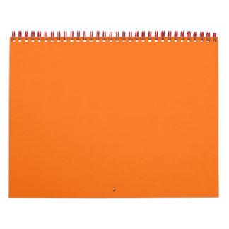 DIY stellen Kalender