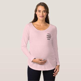 DIY - T-Shirt Mutterschaft