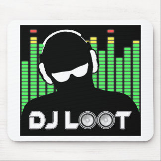 DJ-Beute-Mausunterlage Mauspad