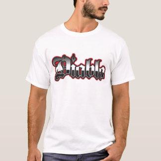 DJ CHRIS DIABLO - DIABLO 4 T-Shirt