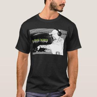 DJ CHRIS DIABLO - DJ-LOGO 4 T-Shirt