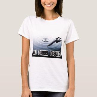 DJ CHRIS DIABLO - KRÄUSELUNG T-Shirt