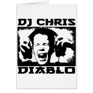 DJ CHRIS DIABLO - LOUD GENUG KARTE