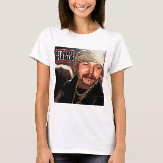 DJ CHRIS DIABLO - RASTA T-Shirt