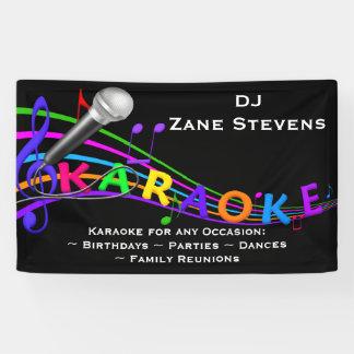 DJ-Karaoke Banner