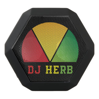 DJ-Kraut-Lautsprecher Schwarze Bluetooth Lautsprecher
