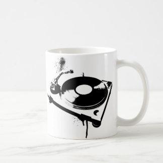 DJ-Turntable Tasse