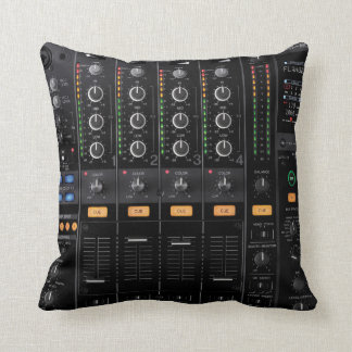 DJ-Turntablemischerkissen Zierkissen