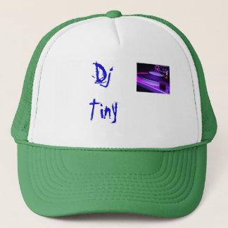 Djing, DJ klein Truckerkappe