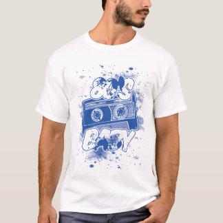 Dm-80er Blau T-Shirt