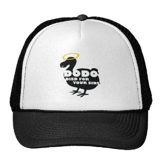 Dodo starb für Ihre Sünden Retrokappen