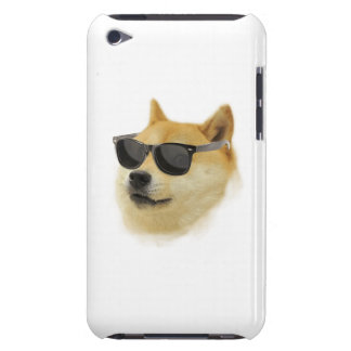 Doge im Schatten-Telefon-Fall Case-Mate iPod Touch Case